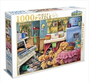 Doggone Good Pies 1000 Piece Puzzle | Merchandise