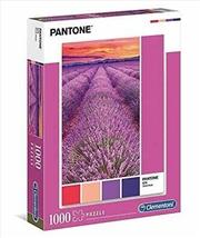 Pantone Lavender 1000 Piece Puzzle | Merchandise