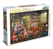 Toy Makers Shed 1000 Piece Puzzle | Merchandise