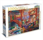 Quilt Shop 1000 Piece Puzzle | Merchandise