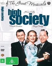 High Society | DVD