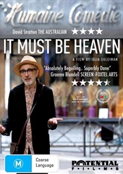 It Must Be Heaven | DVD