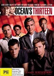 Ocean's Thirteen   DVD