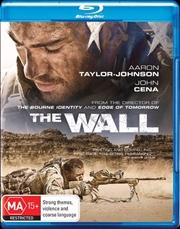 Wall, The   Blu-ray