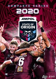 State Of Origin 2020 | DVD