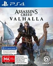 Assassins Creed Valhalla | PlayStation 4