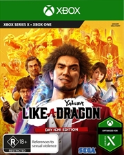 Yakuza Like A Dragon Day 1 Edition | XBox One