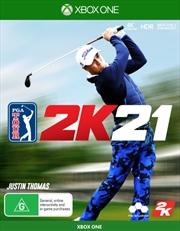 PGA Tour 2K21 | XBox One