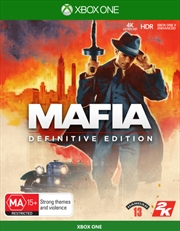 Mafia Definitive Edition | XBox One