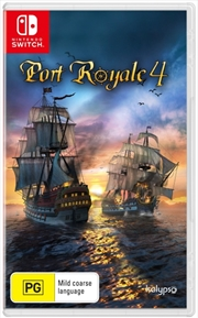 Port Royale 4 | Nintendo Switch
