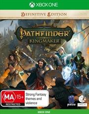Pathfinder: Kingmaker - Definitive Edition | XBox One