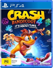 Crash Bandicoot 4: It's About Time | PlayStation 4