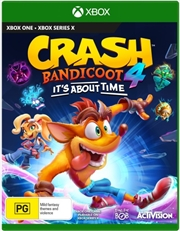 Crash Bandicoot 4: It's About Time | XBox One