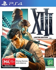 XIII Remastered Limited Edition | PlayStation 4