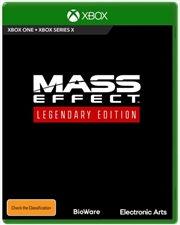 Mass Effect Legendary Edition | XBox One