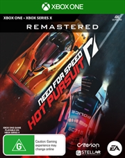 Need For Speed Hot Pursuit Remastered | XBox One