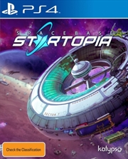 Spacebase Startopia | PlayStation 4