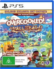Overcooked All You Can Eat | Playstation 5