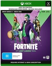 Fortnite The Last Laugh Bundle | XBox