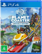 Planet Coaster Console Edition | PlayStation 4
