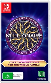 Who Wants To Be A Millionaire | Nintendo Switch