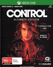 Control Ultimate Edition | XBox One
