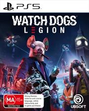 Watch Dogs Legion | Playstation 5