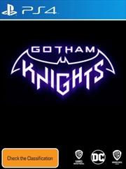 Gotham Knights | PlayStation 4