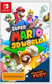Super Mario 3D World - Bowsers Fury | Nintendo Switch