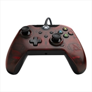 PDP Xbox Series X Wired Controller Red | XBox One