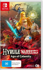 Hyrule Warriors Age Of Calamity | Nintendo Switch