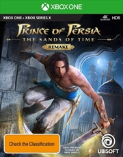 Prince Of Persia Sands Time Re | XBox One