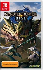 Monster Hunter Rise | Nintendo Switch