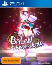 Balan Wonderworld | PlayStation 4