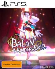 Balan Wonderworld | Playstation 5