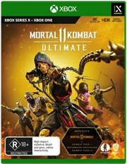 Mortal Kombat 11 Ultimate   XBOX Series X