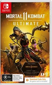 Mortal Kombat 11 Ultimate | Nintendo Switch