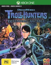 Trollhunters Defenders of Arcadia | XBox One