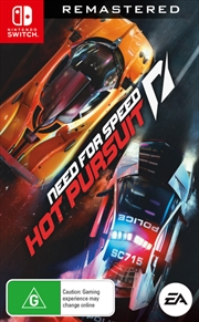 Need For Speed Hot Pursuit Remastered | Nintendo Switch