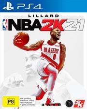 NBA 2K21 | PlayStation 4