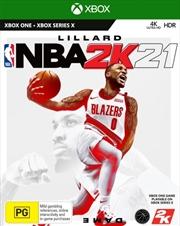 NBA 2K21 | XBox One