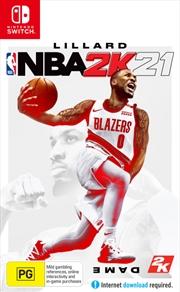 NBA 2K21 | Nintendo Switch