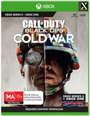 Call Of Duty Black Ops Cold War | XBOX Series X