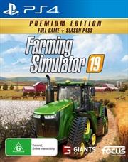 Farming Simulator 19 Premiumed | PlayStation 4