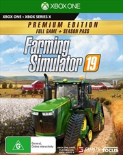Farming Simulator 19 Premiumed | XBox One