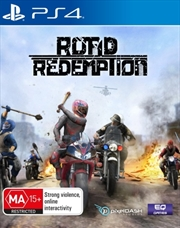 Road Redemption | PlayStation 4