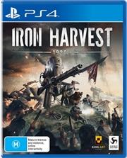 Iron Harvest 1920 | PlayStation 4