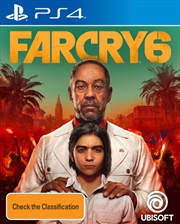 Far Cry 6 | PlayStation 4