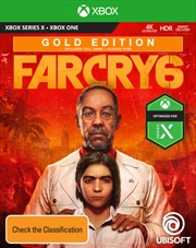 Far Cry 6 Gold Edition | XBox One