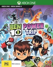 Ben 10 Power Trip | XBox One